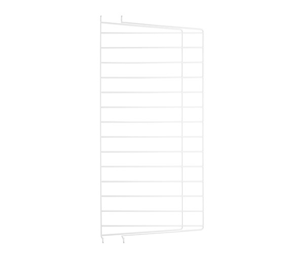 String Gavl 2-pack - Væghængt 75x30 hvid
