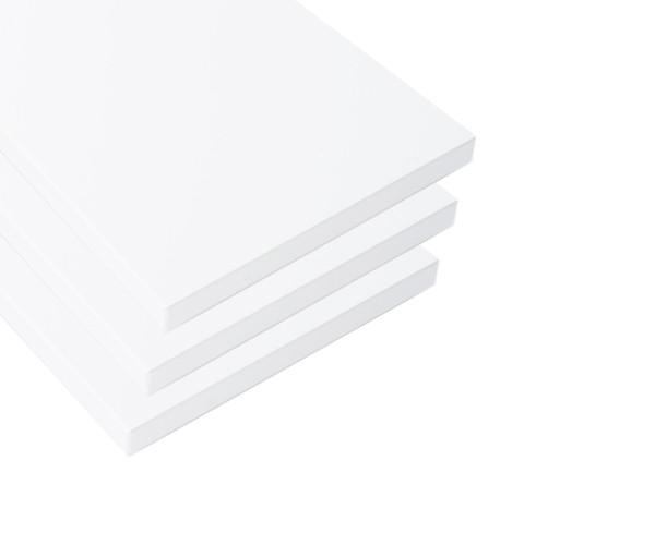 String reol hylder 58x20 hvid 3pack