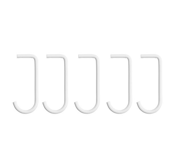 String metal kroge hvid
