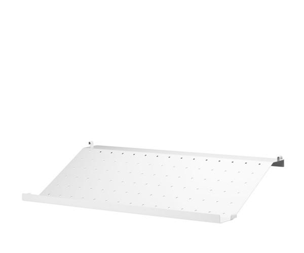 skohylde væghængt String Metal Skohylde   Hvid 78cm   Hylder   Opbevaring skohylde væghængt