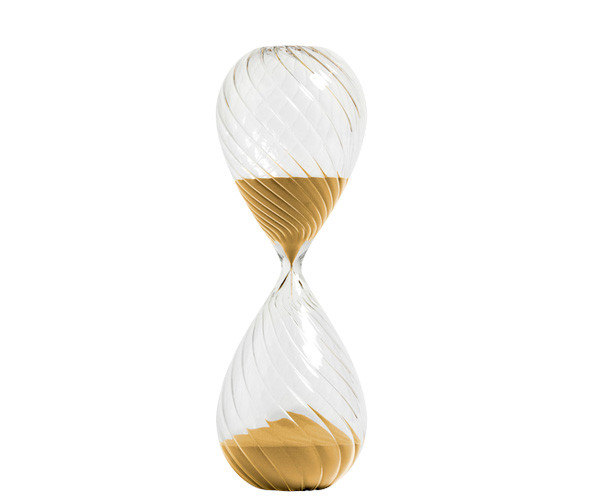 HAY Time 2019 - Swirl XXL - 90 Minutter - Gold