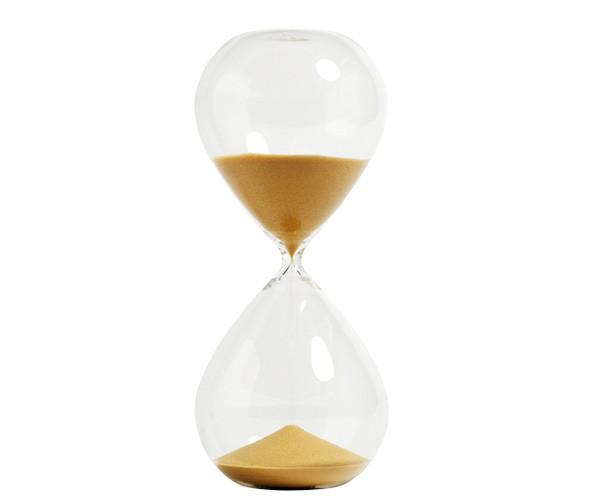HAY Time - Round XXXL - 120 Minutter - Gold