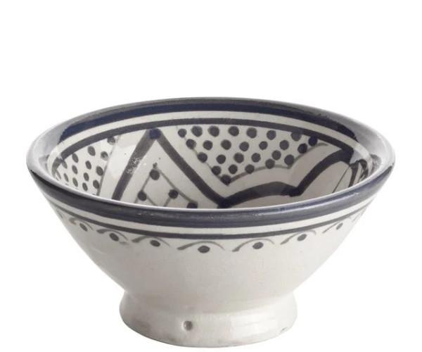 tine k marokkansk skål grå