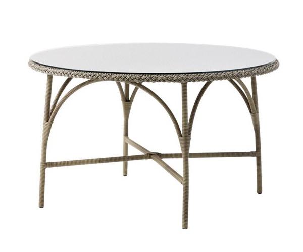 Wonderful Sika Design Victoria Rundt Spisebord - Have Spiseborde - Havemøbler HL-45
