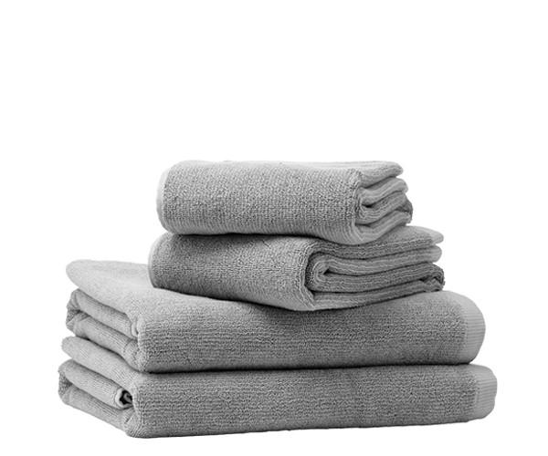 Vipp 102 Gæstehåndklæde - Grå