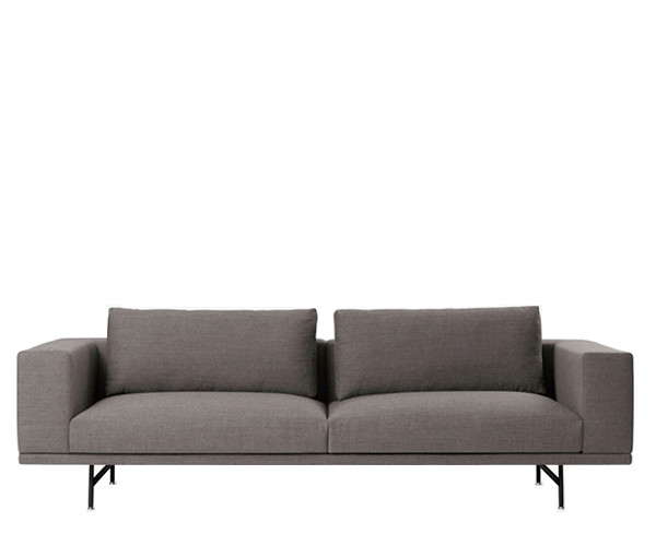 Vipp 610 Loft sofa - 3 Personers - Capture - Dark Grey