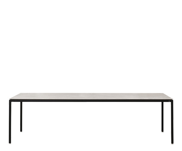Vipp 971 Spisebord - 200x95cm. - Keramik