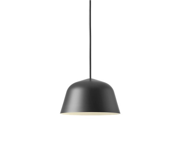 Muuto Ambit Pendel Lampe - X-Small - Sort