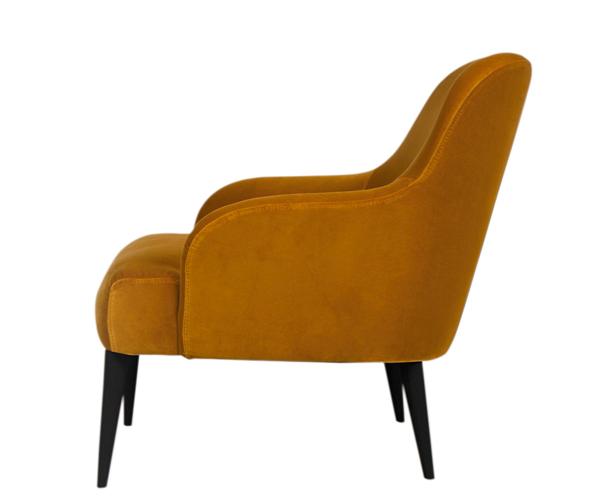 Ygg&Lyng Vika Lounge Chair - Brick 3701