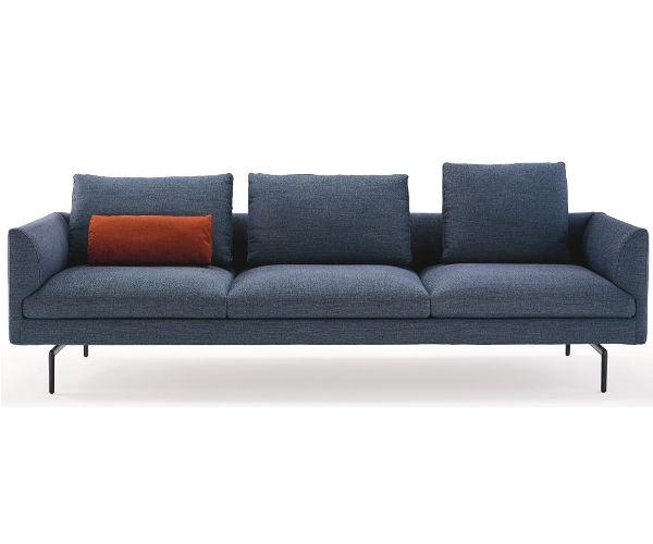 Zanotta Flamingo 4pers sofa