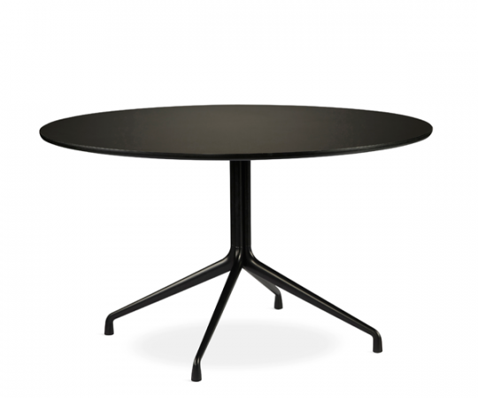 HAY About A Table (AAT20) - Ø:128cm. - Sort