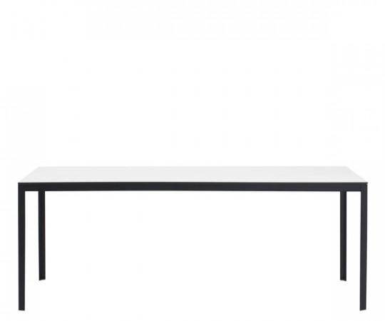 8000C Kant spisebord - 200x100x73cm