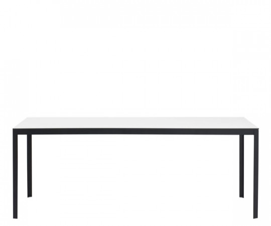 8000C Kant spisebord - 242x100x73cm
