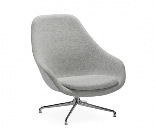 HAY About a Lounge Chair (AAL91) - Hallingdal 130