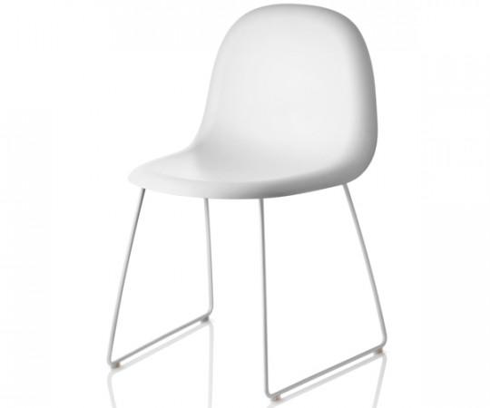 Gubi 1 Chair Hvid Hirek
