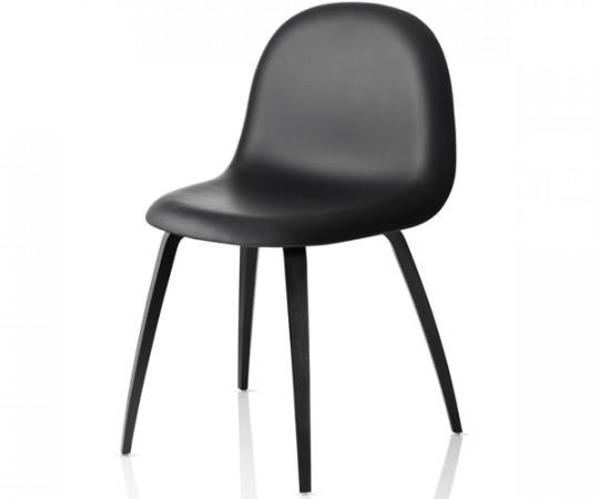 Gubi 53 Chair - fuldpolster med træben