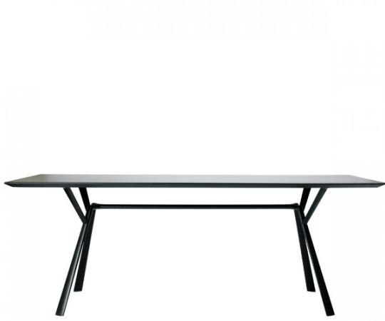 Fast Design Radice Quadra bord - rektangulært - 150x90cm