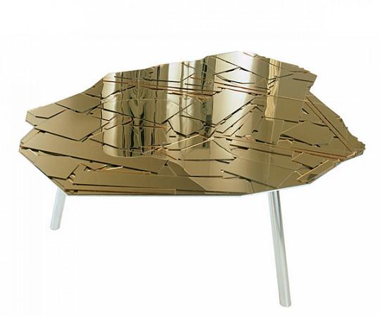 Edra Brasilia bord - 50x60x42cm