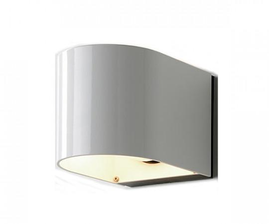 Embacco Light U Væglampe (Hvid)
