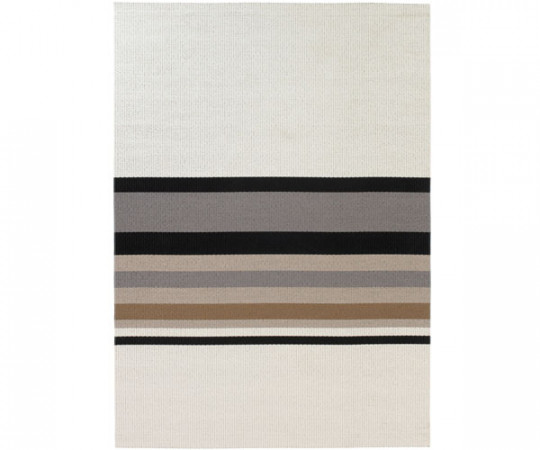 Woodnotes Horizon tæppe hvid