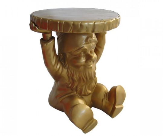 Kartell Attila Gnome Guld
