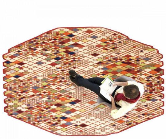 Nanimarquina Losanges tæppe