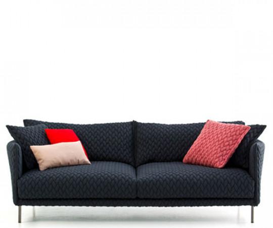 Moroso Gentry sofa stof