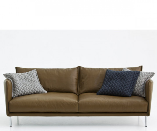 Moroso Gentry sofa læder