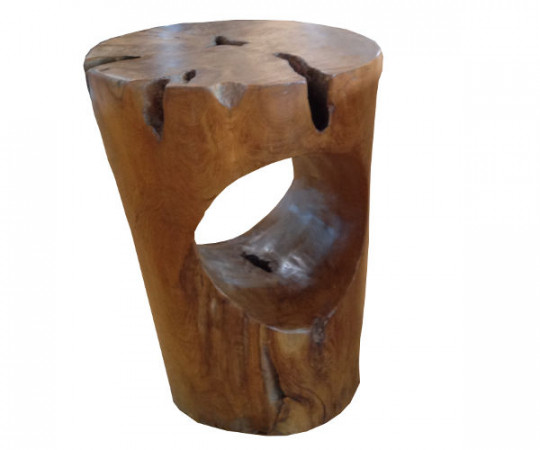 Lio collection Round stool hole
