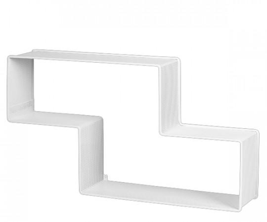 Gubi Dedal bookshelf - Hvid