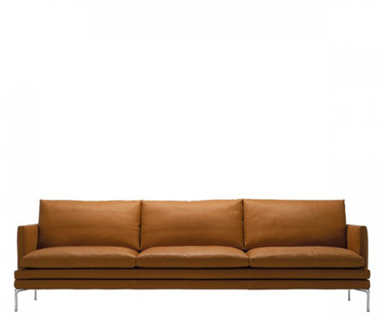 Zanotta William Sofa (Læder)