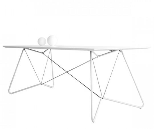 O.K Design On A String Spisebord - Hvid