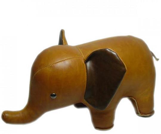 Züny Elefant Brun