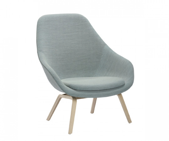 HAY About a Lounge Chair (AAL93) - Large
