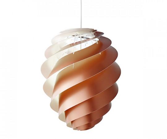 Le Klint Swirl 2 - Medium Kobber