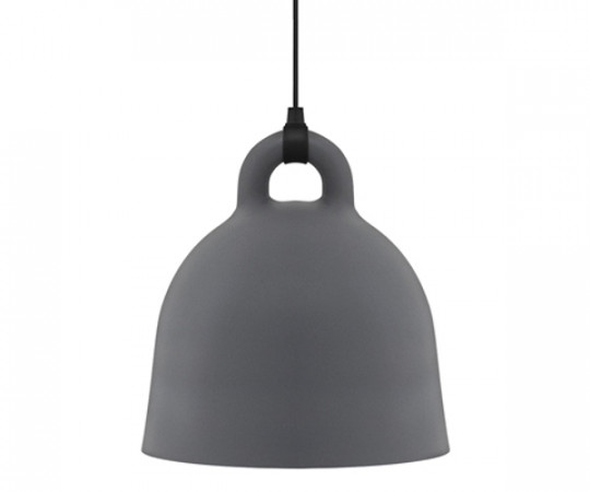 Normann Copenhagen Bell Lamp Large grey