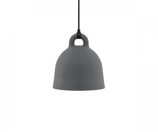 Normann Copenhagen Bell Lamp Small grey
