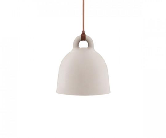 Normann Copenhagen Bell Lamp Small sand
