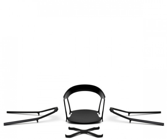 Kristalia Compas Chair