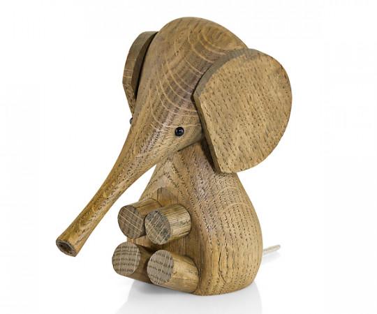Lucie Kaas Baby Elefant Røget Eg