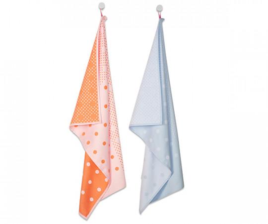 HAY - Tea Towels - Big Dots - Viskestykker - 2 stk