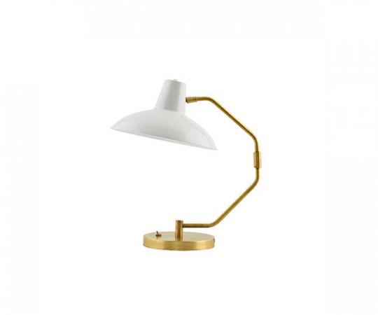 House Doctor  Desk Mat Grå - Bordlampe