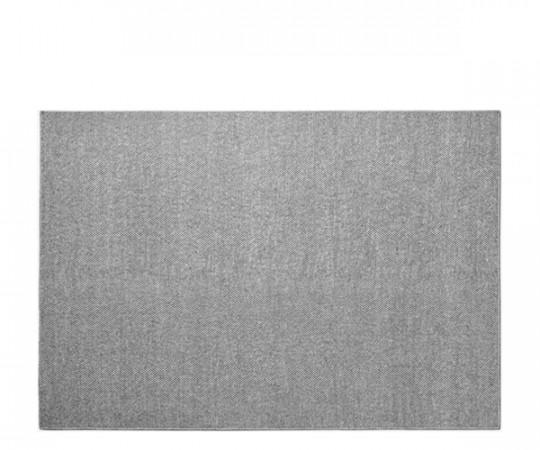 Vipp 143 Uldtæppe - 200x300cm. - Lysegrå