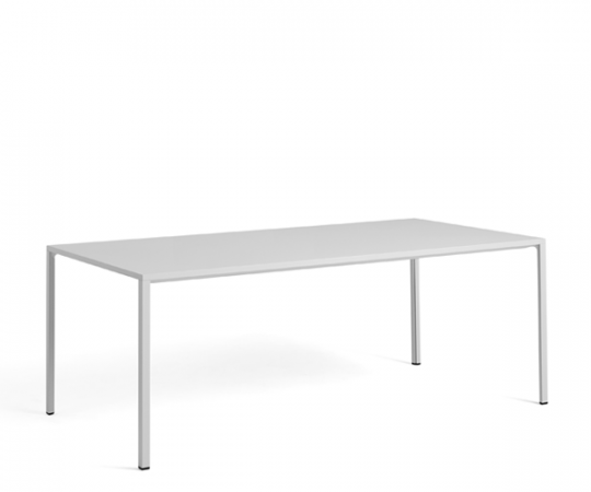 HAY New Order Table - 200x100cm. - Light Grey