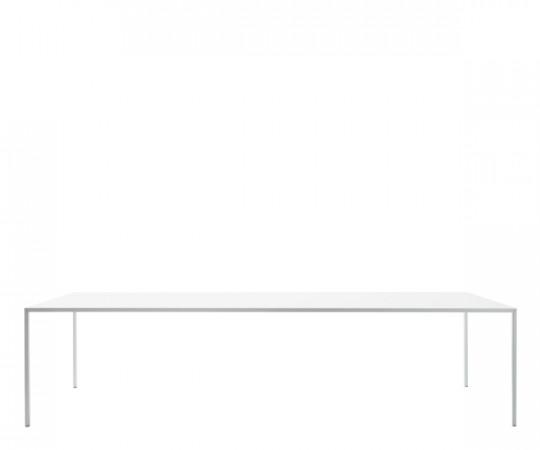 Desalto 25 Bord - Hvid Resin - 240x100cm.