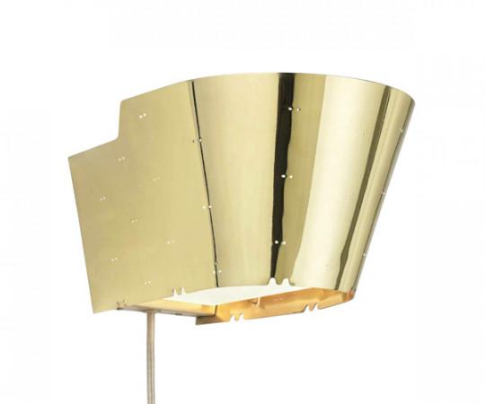 Gubi Paavo Tynell 9464 Væg Lampe - Messing