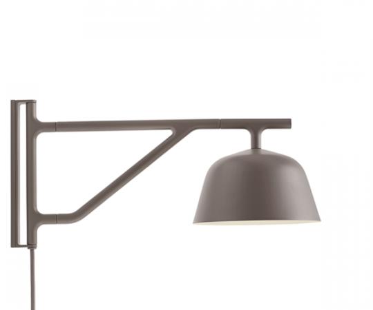 Muuto Ambit Væglampe - Taupe