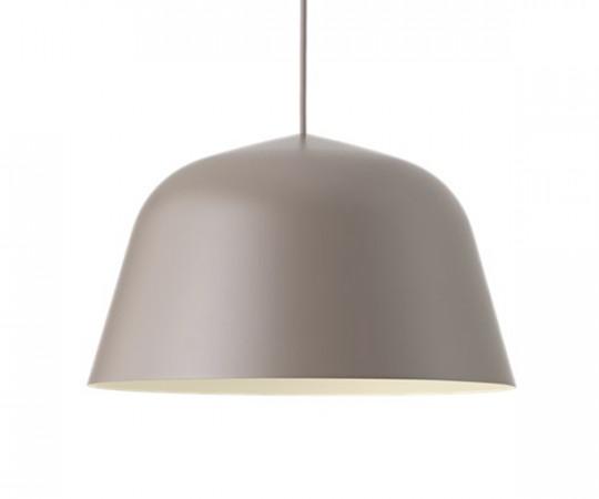 Muuto Ambit Pendel Lampe large - Taupe