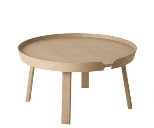 Muuto Around Coffee Table - Stor - Eg