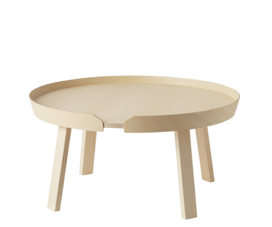 Muuto Around Coffee Table - Stor - Ask